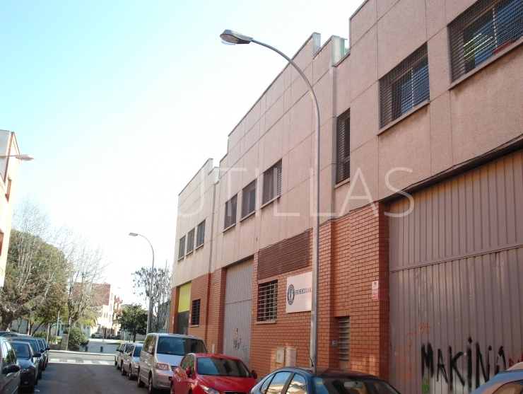 Warehouse in Baix Llobregat